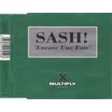 Sash! - Encore Une Fois - CD Single