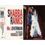 Shabba Ranks - Mr. Loverman / Muscle Grip - CD Single