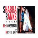 Shabba Ranks - Mr. Loverman / Muscle Grip - Vinyl 12 Inch
