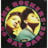 She Rockers - Do Dat Dance - Vinyl 12 Inch