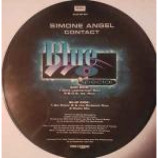 Simone Angel - Contact (Rmx) - Vinyl 12 Inch Picture Disc