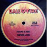 Sinford & Fire - Feeling Is Right - Vinyl 10 Inch
