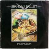 Spandau Ballet - Instinction - Vinyl 7 Inch