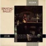 Spandau Ballet - Lifeline - Vinyl 7 Inch