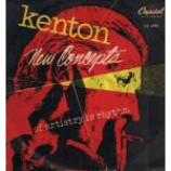 Stan Kenton And His Orchestra - New Concepts Of Artistry In Rhythm - Vinyl 10 Inch