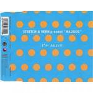 Stretch & Vern & Maddog - I'm Alive - CD Single - CD - Single