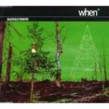 Sunscreem - When - CD Single