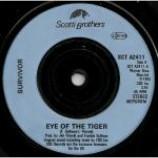 Survivor - Eye Of The Tiger - Vinyl 7 Inch