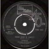 Syreeta - Your Kiss Is Sweet - Vinyl 7 Inch