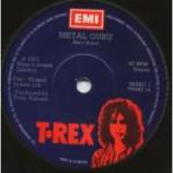 T. Rex - Metal Guru - Vinyl 7 Inch