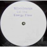 Technomania - Let The Energy Flow - Vinyl 12 Inch