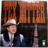Tex Ritter - Chuck Wagon Days - Vinyl Album