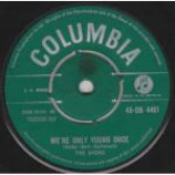 The Avons - We're Only Young Once - Vinyl 7 Inch