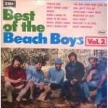 The Beach Boys - Best Of The Beach Boys, Vol. 2 - Vinyl Album