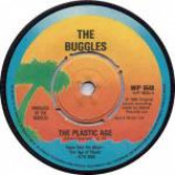 The Buggles - The Plastic Age - Vinyl 7 Inch