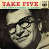 The Dave Brubeck Quartet - Take Five - Vinyl 7 Inch