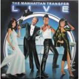 The Manhattan Transfer - Live - Vinyl Album
