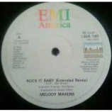 The Melody Makers - Rock It Baby - Vinyl 12 Inch