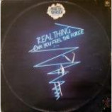 The Real Thing - Can You Feel The Force? - Vinyl 12 Inch