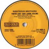 The Righteous Brothers - You've Lost That Lovin' Feeling / Unchained Melody - Vinyl 7 Inch