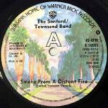The Sanford-Townsend Band - Smoke From A Distant Fire / Lou - Vinyl 7 Inch
