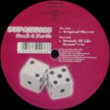 The Supakings - Back & Forth - Vinyl 12 Inch