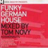 Tom Novy - Ministry Presents Funky German House - CD Album