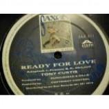Tony Curtis - Ready For Love - Vinyl 12 Inch