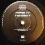 Utah Saints - Power To The Beats - (DISC 2 ONLY) - Vinyl 12 Inch
