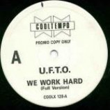 UTFO - We Work Hard / Kangol And Doc - Vinyl 12 Inch