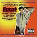 Various - Borat - CD Album