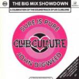 Various - Club Culture: The Big Mix Showdown - Double Cassette Album
