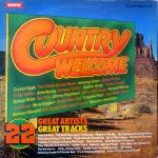 Various - Country Welcome - Vinyl Compilation