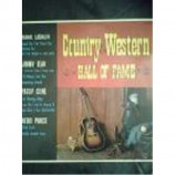 Various - Country & Western Hall Of Fame - Vinyl Album