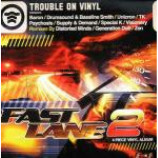 Various - Fast Lane Vol 2 - (DISC 1&4 ONLY) - Vinyl Double 12 Inch