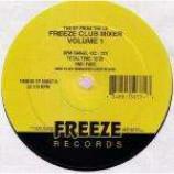 Various - Freeze Club Mixer Volume 1 - Vinyl 12 Inch