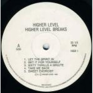 Various - Higher Level Breaks - Vinyl Album - Vinyl - LP