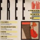 Various - The Hit RED Hot EP - Vinyl 7 Inch