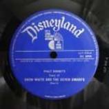 Various - Walt Disney's Story Of Snow White And The Seven Dwarfs - Vinyl 7 Inch