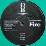 Victor Imbres & Dihann Moore - Fire - Vinyl 12 Inch