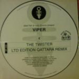 Viper - The Twister (Qattara Remix) - Vinyl 12 Inch Picture Disc