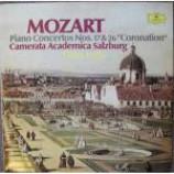Wolfgang Amadeus Mozart & GΓ©za Anda & Camerata Academica Salzburg - Piano Concertos Nos 17 & 26 'Coronation' - Vinyl 12 Inch