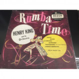 Henry King And His Orchestra   - Rumba Time