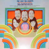 The Fifth Dimension    - The July 5th Album- More Hits By The Fabulous Fith Dimension