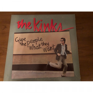 The Kinks  - Give The People What They Want - Vinyl - LP