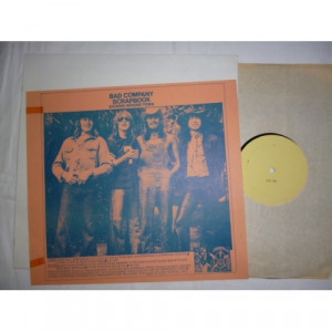Bad Company - Scrap Book - Vinyl - LP
