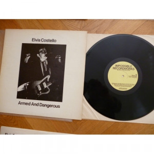 Costello, Elvis - Armed and Dangerous (Impossible)  - Vinyl - LP