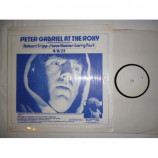 Gabriel, Peter - At The Roxy 4.9.77 2 LP
