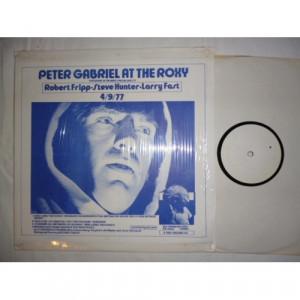 Gabriel, Peter - At The Roxy 4.9.77 2 LP - Vinyl - LP
