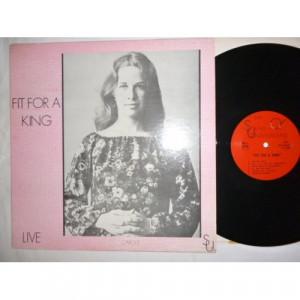 King, Carole - Fit For A King - Troubadour 1971 - Vinyl - LP